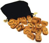 Wooden Runes 2008 9780738713960 Front Cover