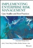 Implementing Enterprise Risk Management Case Studies and Best Practices 2nd 2014 9781118691960 Front Cover