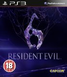 Case art for Resident Evil 6 Sony Playstation 3 PS3 Game UK PAL