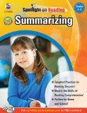Summarizing, Grades 3-4 2012 9781609964962 Front Cover