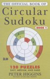 Official Book of Circular Sudoku 2006 9780452287969 Front Cover