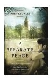 Separate Peace 1st 2003 9780743253970 Front Cover
