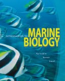 Introduction to Marine Biology 3rd 2009 9780495561972 Front Cover
