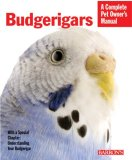 Budgerigars 2nd 2008 Revised 9780764138973 Front Cover