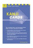 Japanese Kanji Cards 2nd 2004 Revised 9780804833974 Front Cover