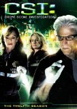 Case art for CSI: Crime Scene Investigation - Season 12