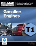 ASE Test Preparation - T1 Gasoline Engines 5th 2011 Revised 9781111128975 Front Cover