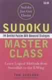 Sudoku Master Class 144 Devilish Puzzles with Advanced Strategies 2006 9780452287976 Front Cover