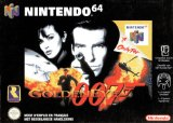 Case art for GoldenEye 007