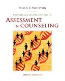 Principles and Applications of Assessment in Counseling 3rd 2008 9780495501978 Front Cover