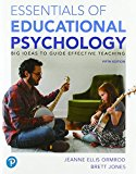 Essentials of Educational Psychology Big Ideas to Guide Effective Teaching