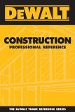 Construction Professional Reference 2005 9780975970980 Front Cover