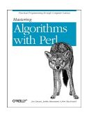 Mastering Algorithms with Perl 1999 9781565923980 Front Cover