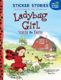 Ladybug Girl Visits the Farm 2011 9780448455983 Front Cover