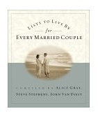 Lists to Live by for Every Married Couple 2001 9781576739983 Front Cover
