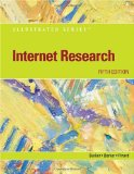 Internet Research - Illustrated 5th 2009 9780538755986 Front Cover