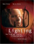 Lighting for Film and Digital Cinematography 2nd 2004 Revised 9780534264987 Front Cover