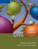 Microsoft Office 2007 Introductory Course 1st 2007 9781423903987 Front Cover