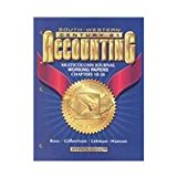 Accounting Multicolumn Journal Approach 7th 1998 9780538676991 Front Cover