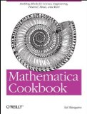 Mathematica Cookbook 2010 9780596520991 Front Cover