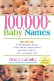 100,000 + Baby Names The Most Helpful, Complete, & up-To-date Name Book 2015 9780684039992 Front Cover