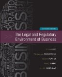 Legal and Regulatory Environment of Business  9780073524993 Front Cover