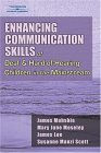 Enhancing Communication Skills of Deaf and Hard of Hearing Children in the Mainstream 2005 9780769300993 Front Cover