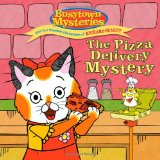 Pizza Delivery Mystery 2011 9781442426993 Front Cover