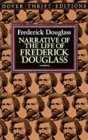 Narrative of the Life of Frederick Douglas An American Slave 1st 1995 9780486284996 Front Cover