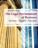 Legal Environment of Business 11th 2011 9780538473996 Front Cover