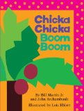 Chicka Chicka Boom Boom 2010 9781416999997 Front Cover