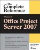 Microsoft� Office Project Server 2007 2008 9780071485999 Front Cover