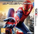 Case art for The Amazing Spider-Man (Nintendo 3DS)